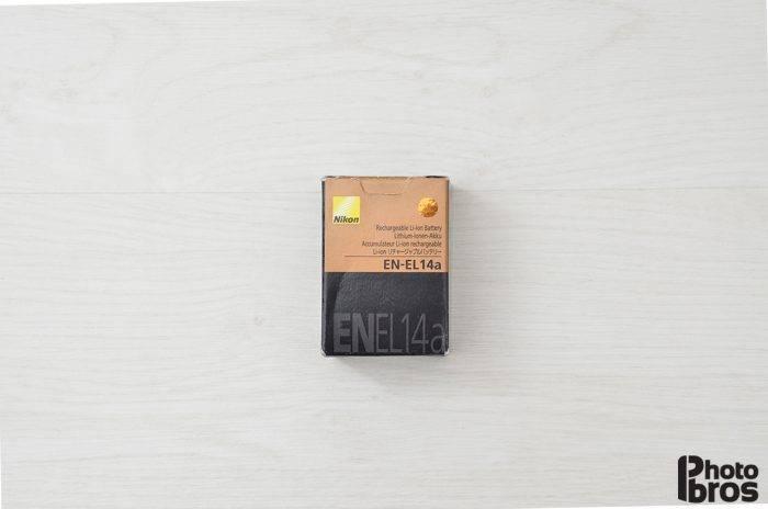 Battery Nikon EN-EL14a