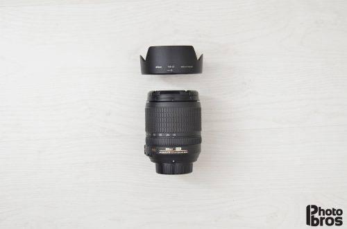 AF-S NIKKOR 18-105mm