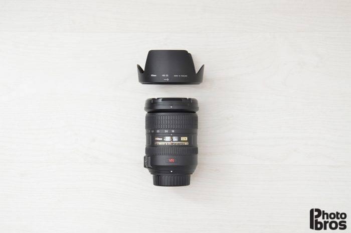 AF-S Nikkor 18-200mm G ED VR
