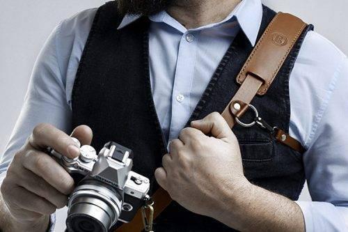 Camera Leather Straps