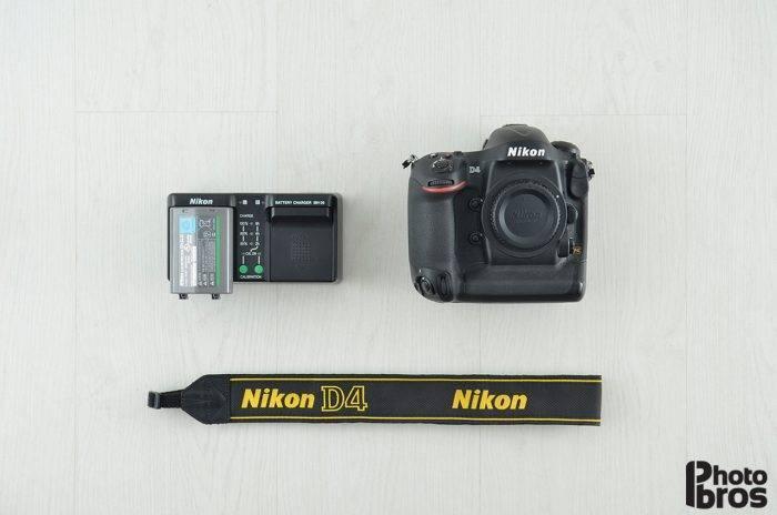 Nikon DSLR D4