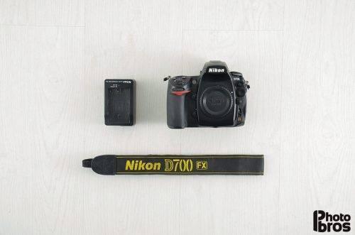 Nikon DSLR D700
