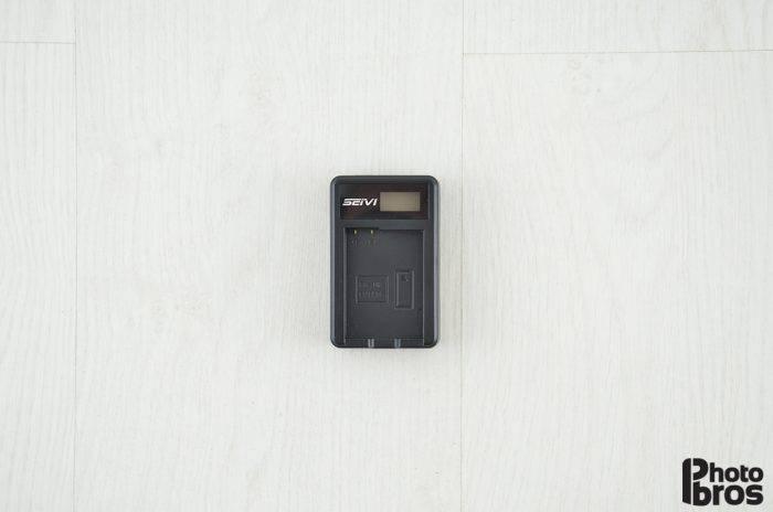 Seivi φορτιστής μπαταριών EN-EL14
