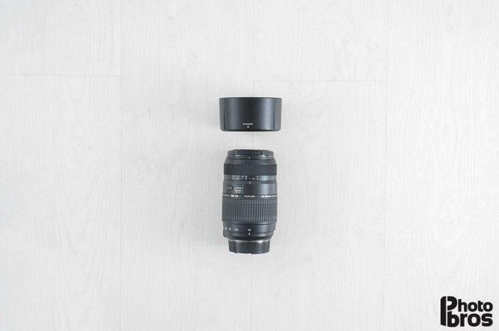 Tamron 70-300mm f/4-5.6 Di LD Macro (Nikon)