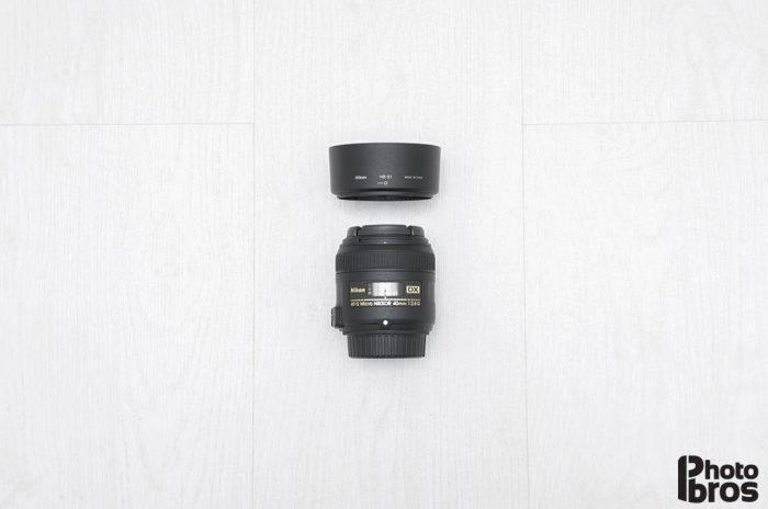 AF-S Micro Nikkor 40mm