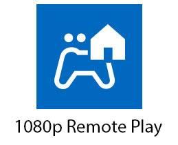 1080p Remote Play