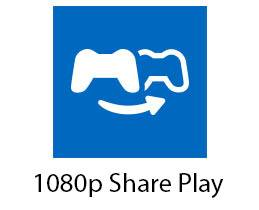 1080p Share Play