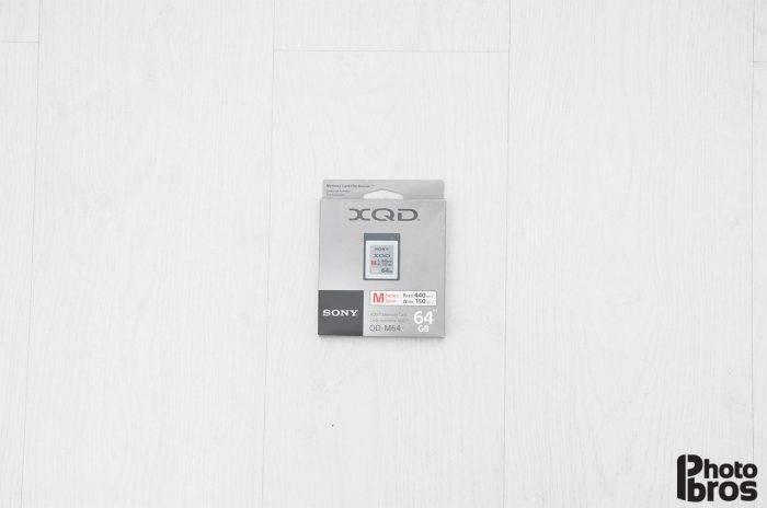 Sony XQD 64GB M-Series