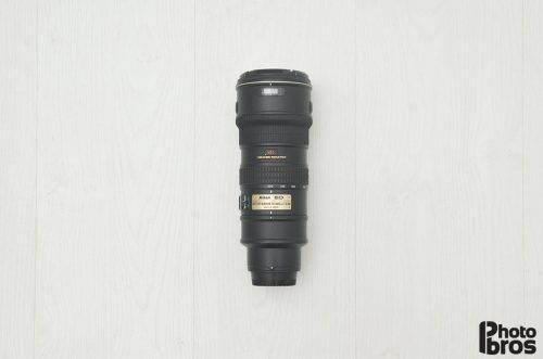 AF-S Nikkor 70-200mm f/2.8G ED VR