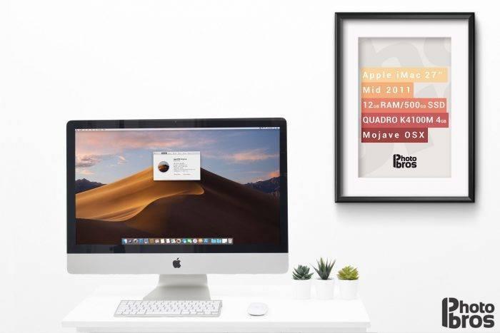 Apple iMac 2011 27''